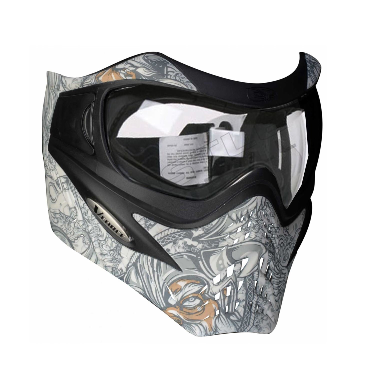 VForce Grill SE Thermal Paintball Mask - Viking by VForce
