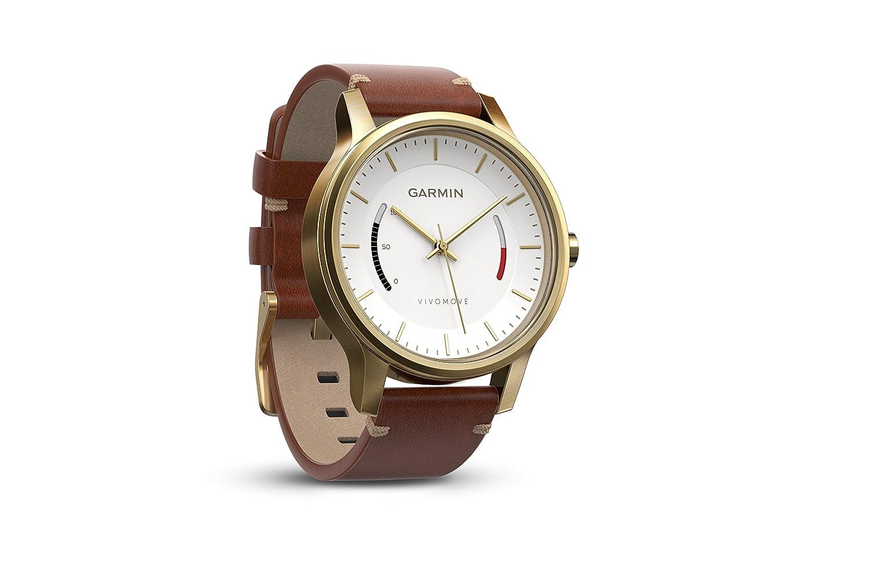 Garmin Vívomove Premium Reloj Deportivo, Blanco, Talla Única