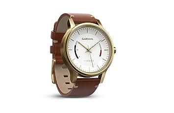 Garmin Vívomove Premium Reloj Deportivo, Blanco, Talla Única: Amazon.es: Deportes y aire libre