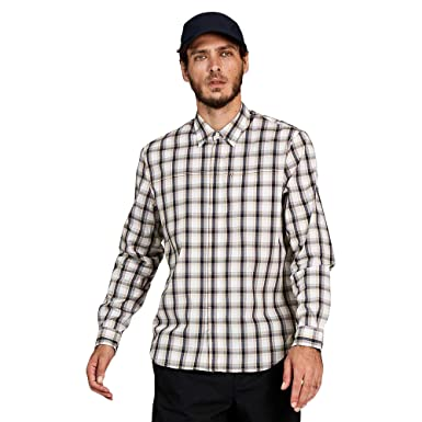 Homme Aigle Archiene Longues Chemise Manches 8nXwkOP0