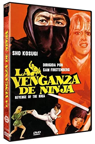 La Venganza de Ninja [DVD]: Amazon.es: Shô Kosugi, Keith ...