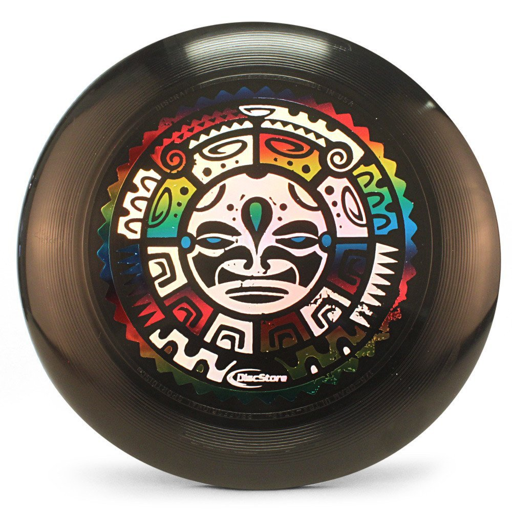 Discraft 175g Polynesian Ultra Star - Black by Disc Store