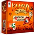 Kaadoo African Savannah Migration Mania Edition Board Game, Multi Color