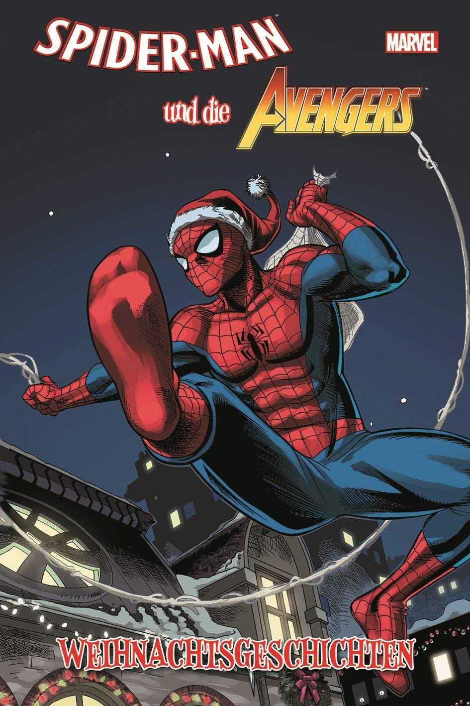 Spider-Man und die Avengers: Weihnachtsgeschichten Gebundenes Buch – 9. Oktober 2018 Darwyn Cooke David Michelinie Jeff Parker Reilly Brown