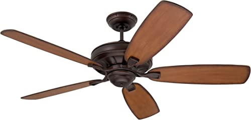 Emerson Ceiling Fans CF788VNB Carrera Grande Eco Indoor Outdoor Ceiling Fan