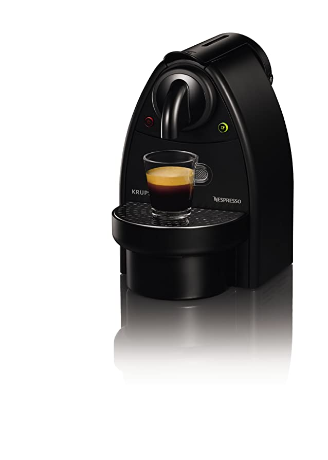 Krups XN 2003 Nespresso Essenza Just Black: Amazon.co.uk: Electronics