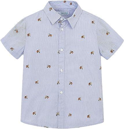 Mayoral 29-03130-003 - Camisa para niño 2 años: Amazon.es: Ropa