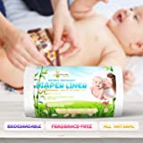 Naturally Natures Bamboo Diaper Liners 400 Sheets