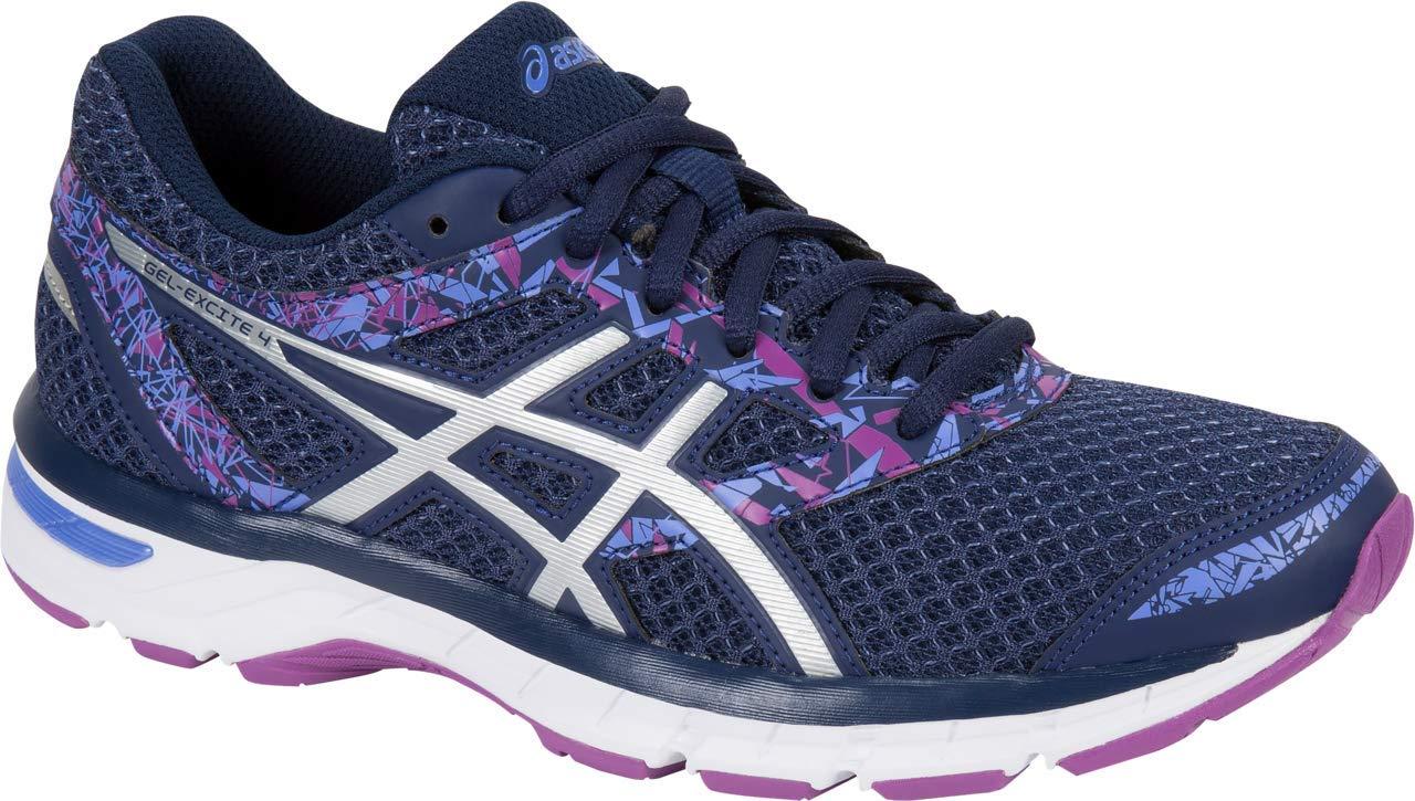grossiste 1a973 a8809 ASICS Gel-Excite 4 Women's Running Shoe, Indigo Blue/Indigo Blue/Orchid, 7  M US