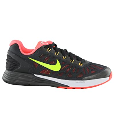 outlet store 0d61a 061e4 ebay nike lunarglide 6 black youths trainers 4.5y us 9d4ed 67fd9