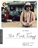 Wim Wenders: The Road Trilogy (Alice in the Cities/Wrong Move/Kings of the Road) (The Criterion Collection) [Blu-ray]