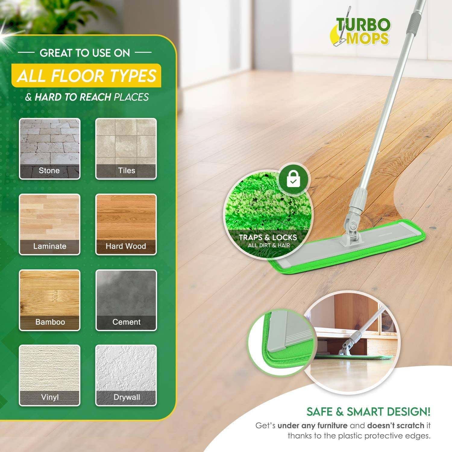 Best Wet Mop for Tile Floors