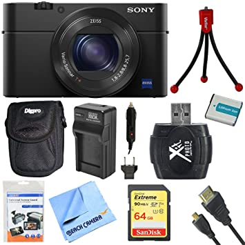 Sony DSC-RX100M4 Camera Driver (2019)