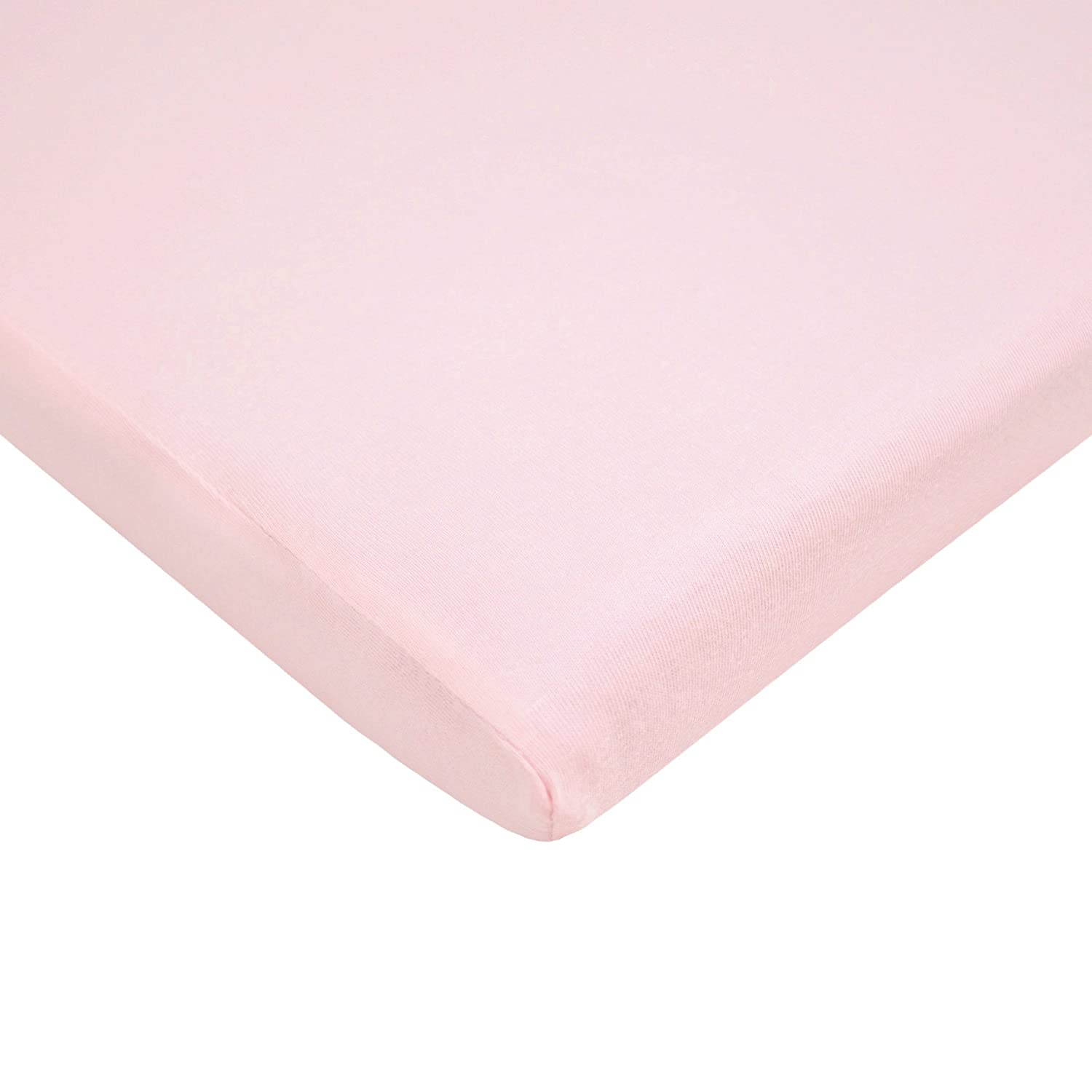 Ecru Soft TL Care 100/% Natural Cotton Value Jersey Knit Fitted Bassinet Sheet