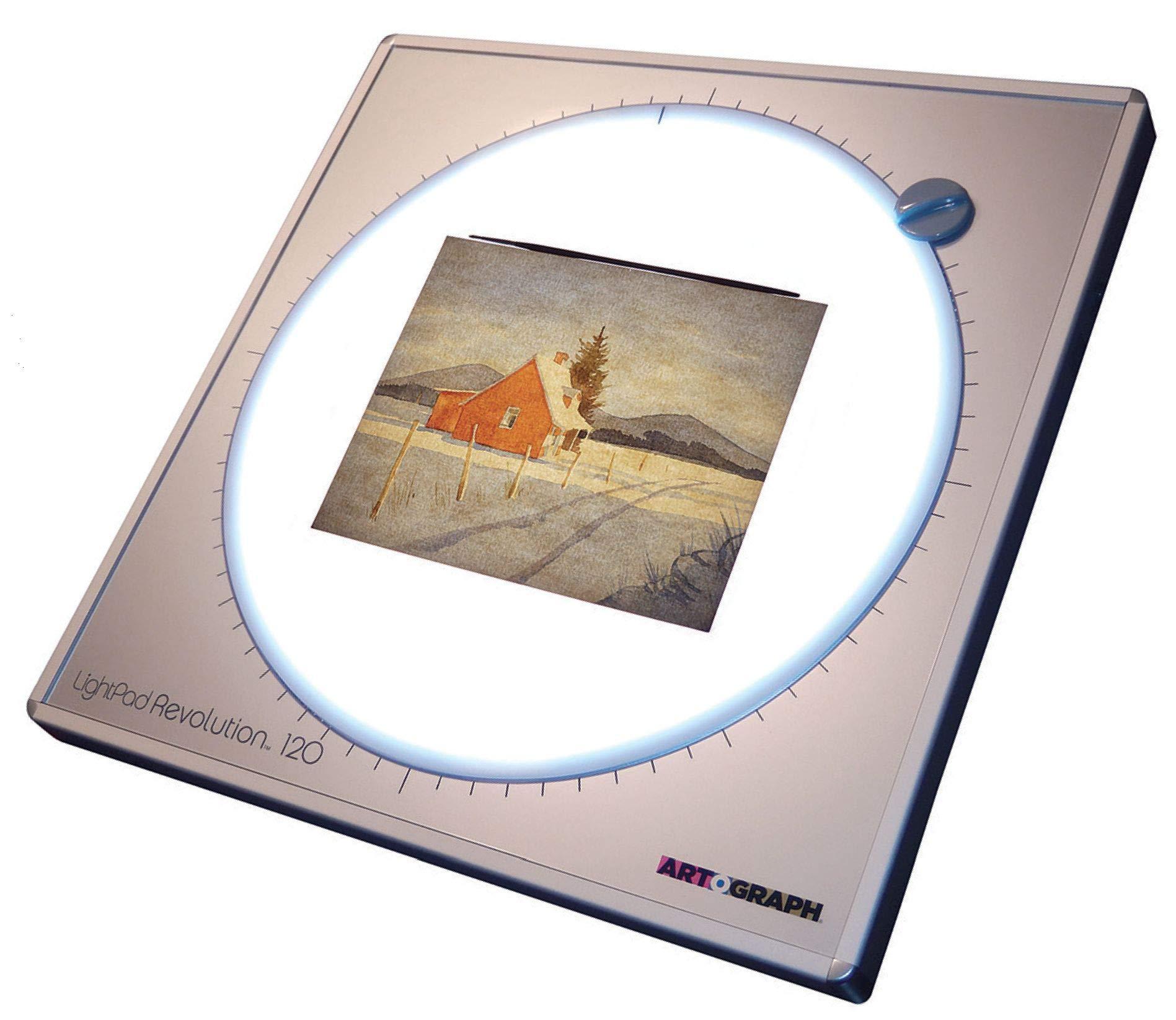 Artograph LightPad Revolution 120 LED Light Box by Artograph