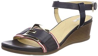 4731dd269c7 Geox Women s Mary Karmen 1 Wedge Sandal