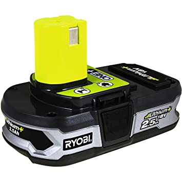 Powery Batería para Ryobi Soplador de Hojas P2100 2,5Ah ...
