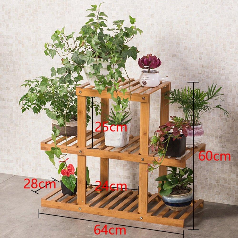 blumenregal blumenst nder blumen rack mehrschichtige holzblumen rack dekorative. Black Bedroom Furniture Sets. Home Design Ideas