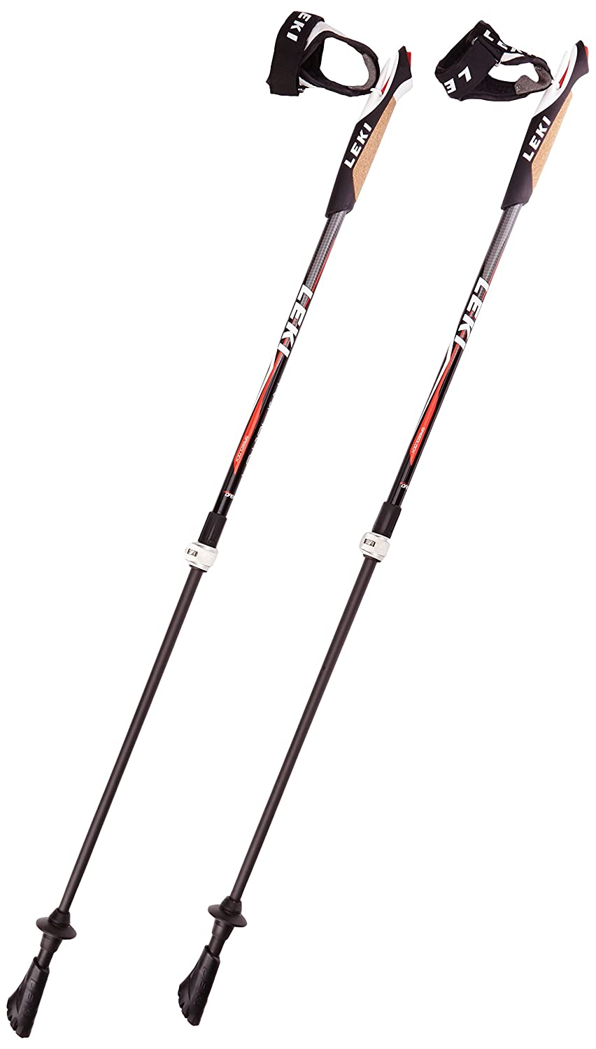baa20c9b789 LEKI Instructor LITE Nordic Walking Pole (Pair)  Amazon.com.au  Sports