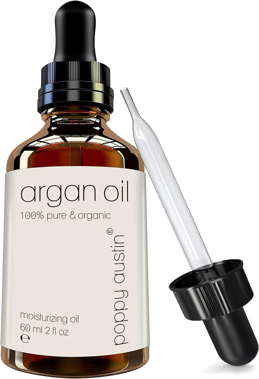 Pure Argan Oil for Hair & Skin