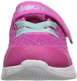 Skechers Kids Girls' Comfy Flex Sneaker,hot