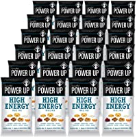 Power Up Trail Mix, High Energy Trail Mix, Non-GMO, Vegan, Gluten Free, No Artificial Ingredients, 36 Oz, (Pack Of 24)
