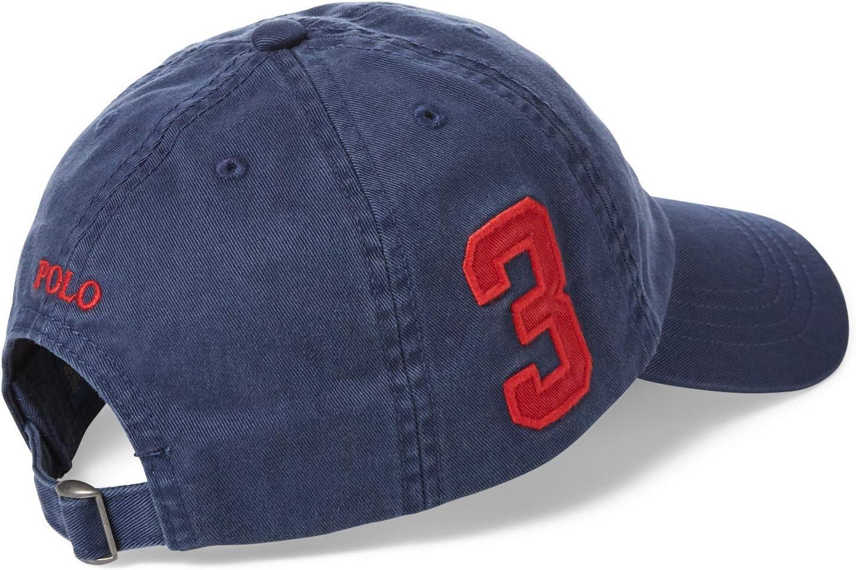 Polo Ralph Lauren - Gorro para niño 6-14 años - Azul Marino ...
