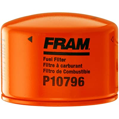 FRAM P10796 Heavy Duty Spin-On Fuel Filter: Automotive