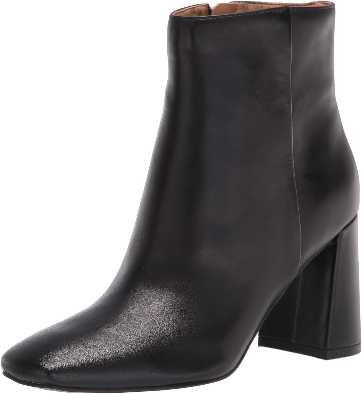 Marc Fisher Womens Grazi 2 Black Velvet Booties Heels 8.5 Medium B,M BHFO 5326