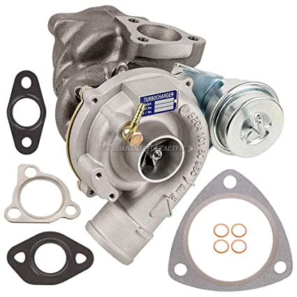 K04-15 Upgrade Turbo Kit With Turbocharger Gaskets For Audi A4 VW Passat 1.8T