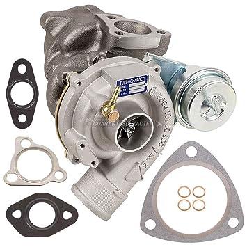 Nuevo Turbo Kit w/actualización K04 – 15 & Juntas para Turbocompresor AUDI A4 y