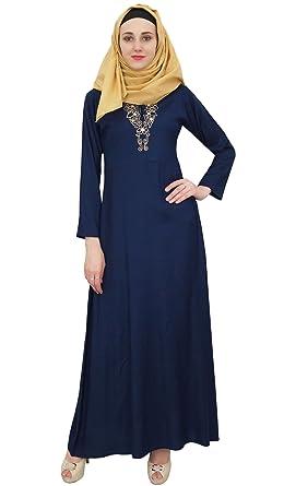Musulman Robe Bimba Islamique Femmes Jilbab Abaya Hijab Longue tQrshCxdoB