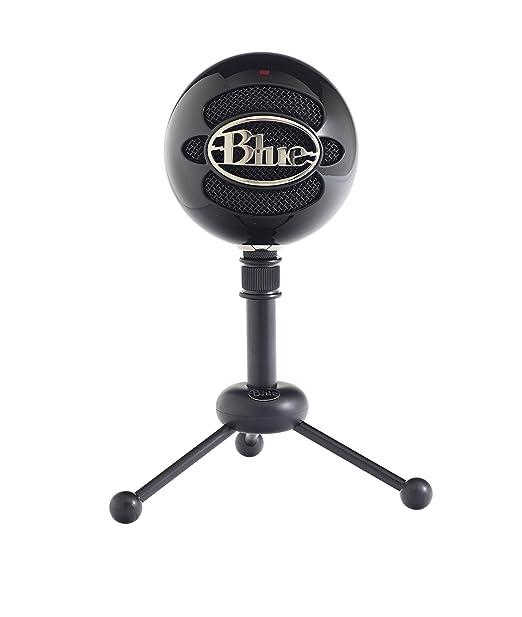 35 opinioni per Blue Microphones Snowball Microfono USB, Nero Laccato