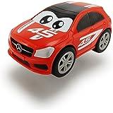 Dickie Toys 203811000 Mercedes A-Class Squeezy, Mercedes-Benz Spielzeugauto, farblich sortiert, 13 cm
