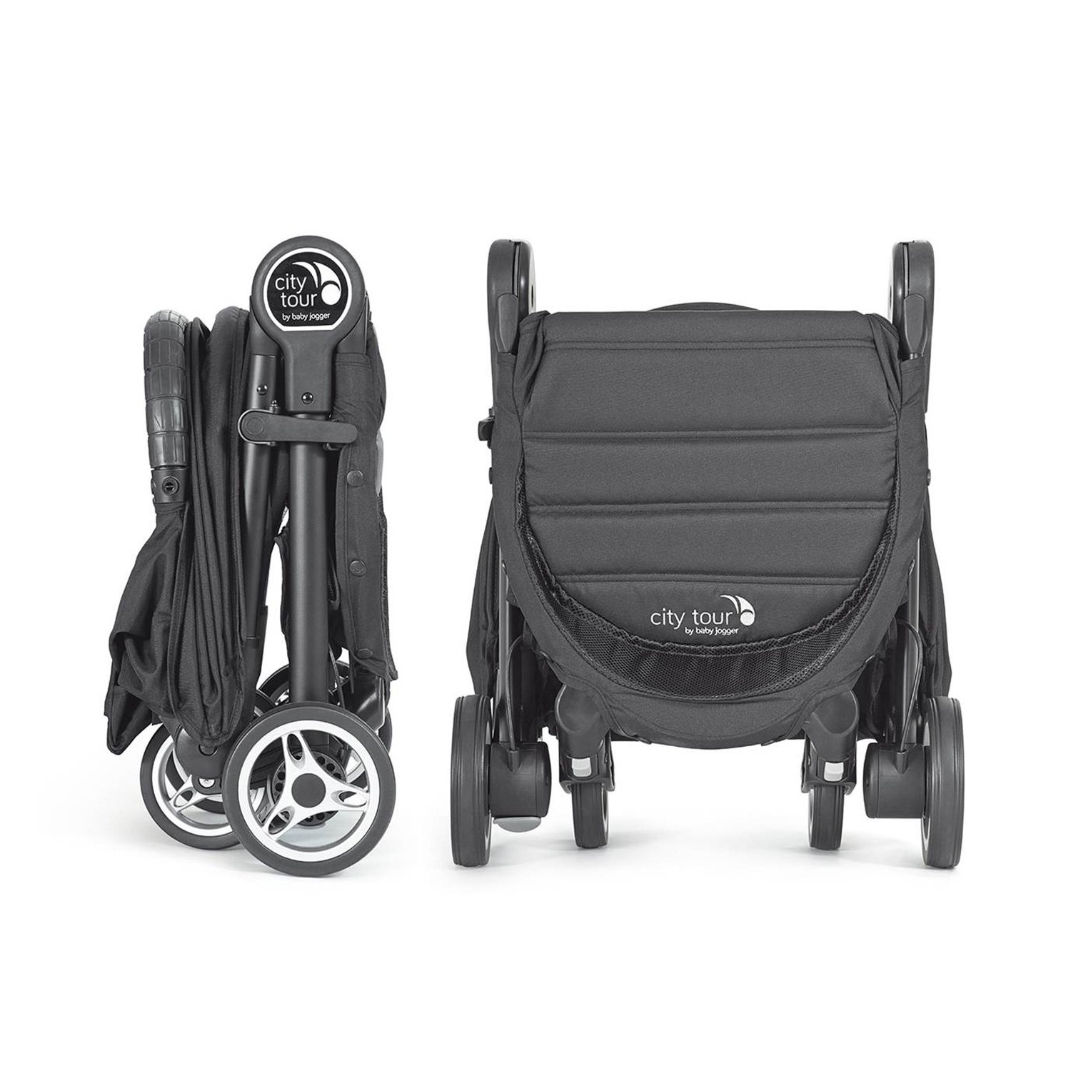baby jogger city tour compact fold stroller onyx amazon co uk baby