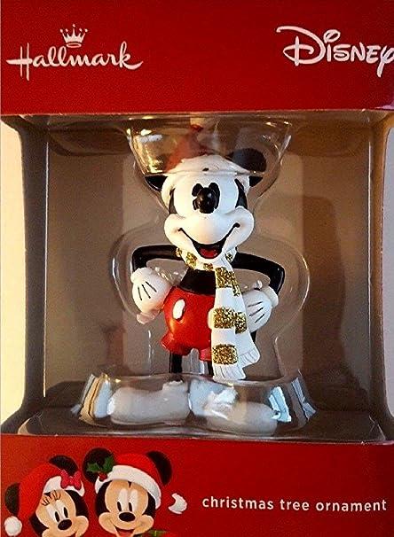 hallmark mickey mouse christmas tree ornament - Mickey Mouse Christmas Tree Ornaments
