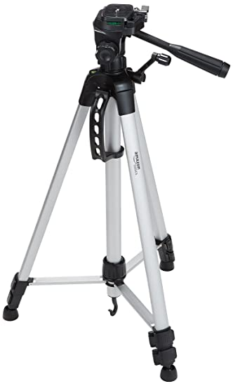 Amazon Com Amazonbasics 60 Inch Lightweight Tripod With Bag Camera P O
