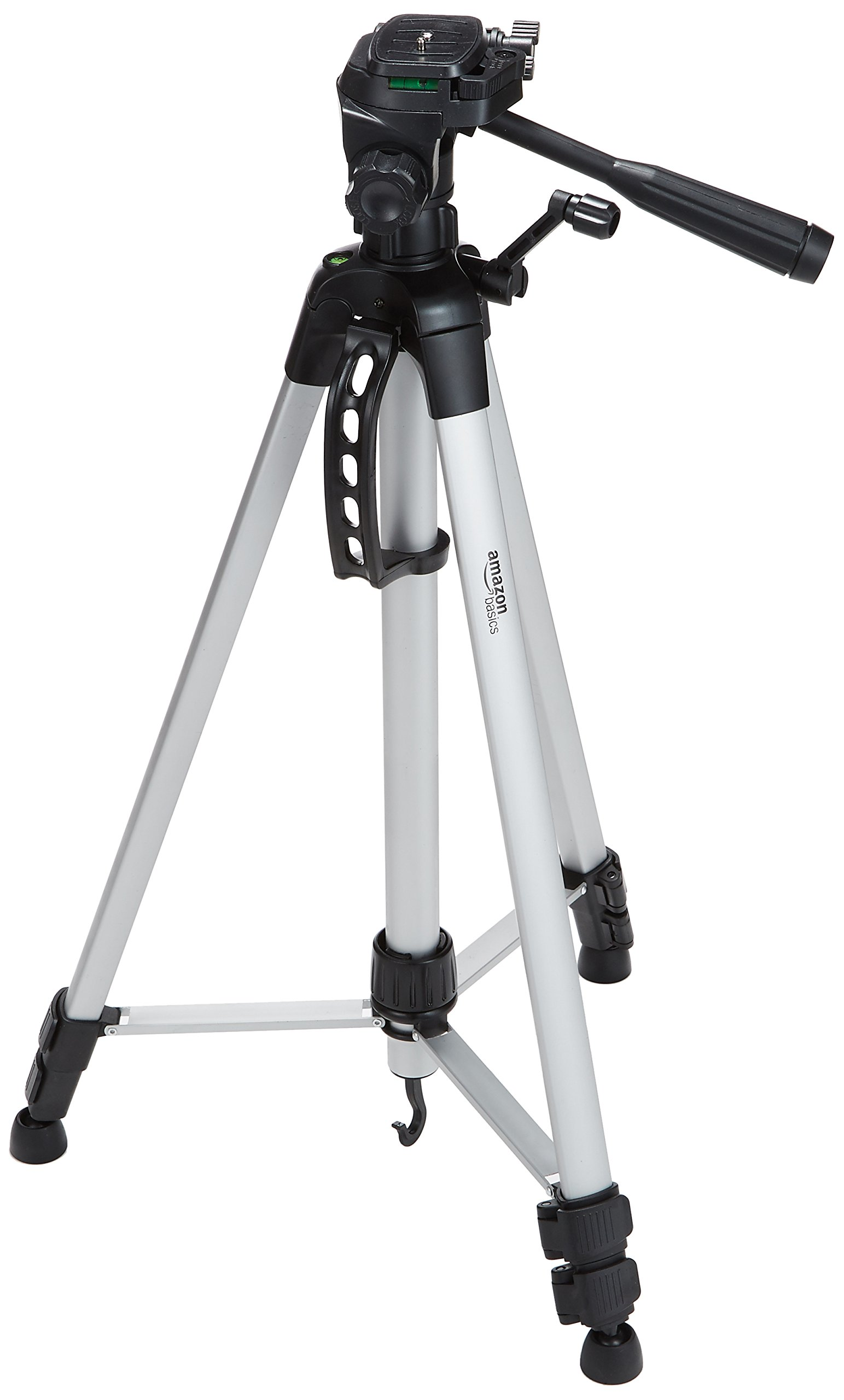 AmazonBasics 60-Inch Lightweight Tripod with Bag, 2-Pack