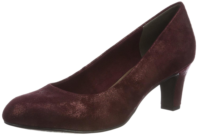 TALLA 36 EU. Tamaris 22418-21, Zapatos de Tacón para Mujer