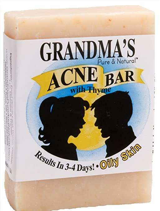 Review Grandmas Soaps Acne Control
