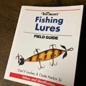 warmans fishing lures field guide values and identification warmans field guides fishing lures field guide values