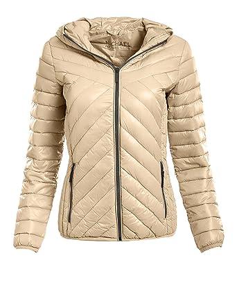 6f7705c4a Amazon.com  Michael Michael Kors Khaki Down Packable  Clothing