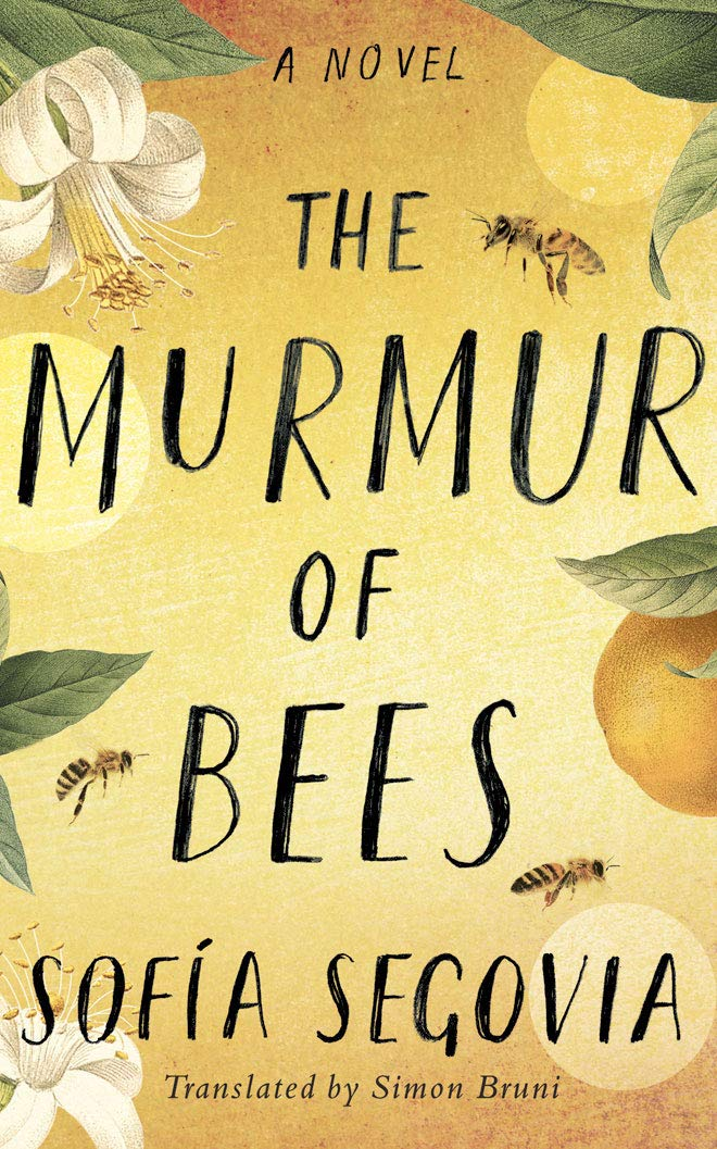 Image result for the murmur of bees book cover