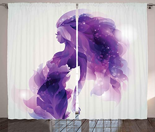 Deal of the week: Ambesonne Feminine Curtains
