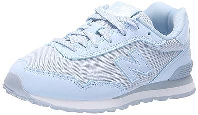 New Balance Boys' 515v1 Sneaker, Ice Blue/Silver, 6.5 M US Big Kid