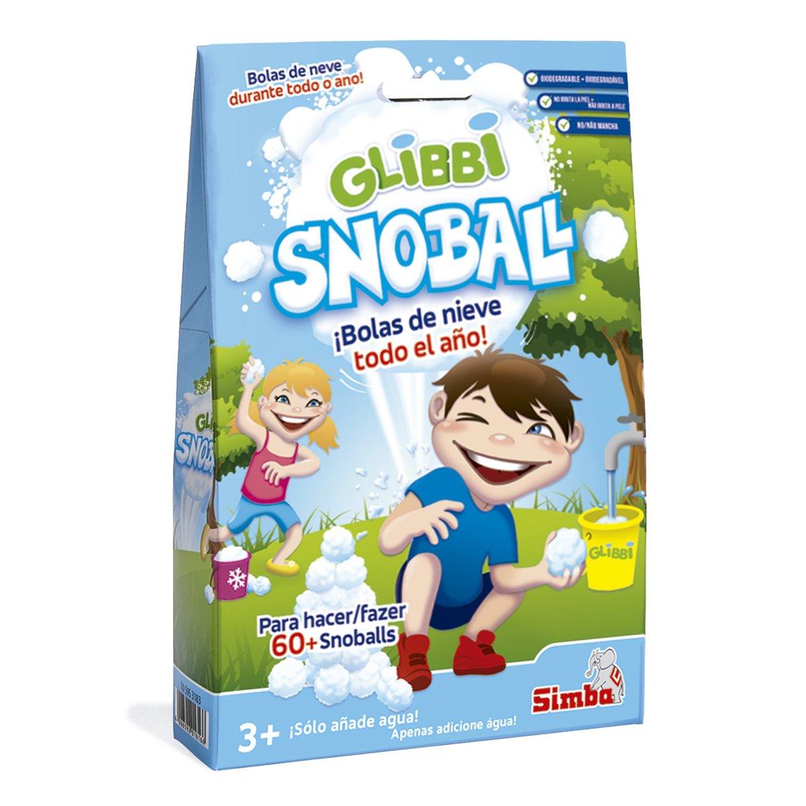 Glibbi 5953252 Juego De Snoball