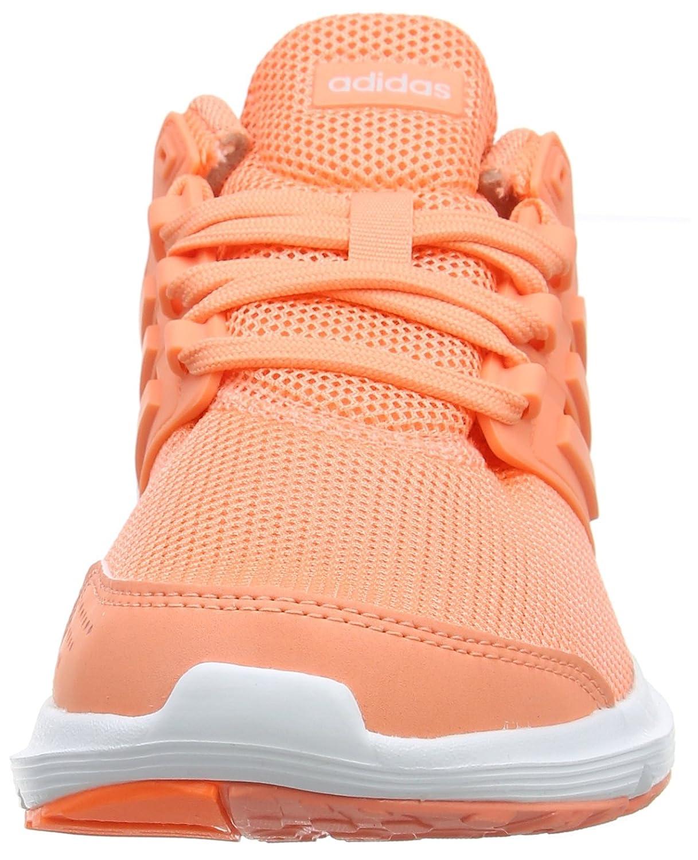 adidas Galaxy 4, Chaussures de Trail Femme, Orange (Cortiz/Cortiz/Nartra 000), 37 1/3 EU