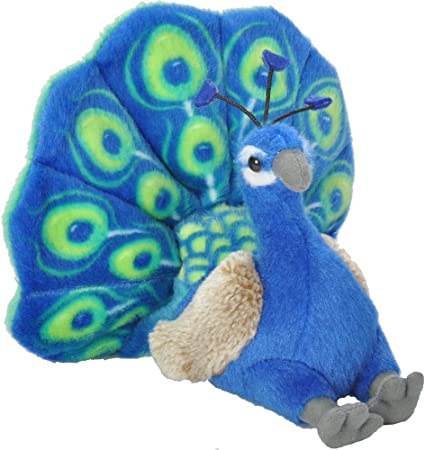 Fisher Price Little People Touch N Feel Pink Female PEACOCK Feathers