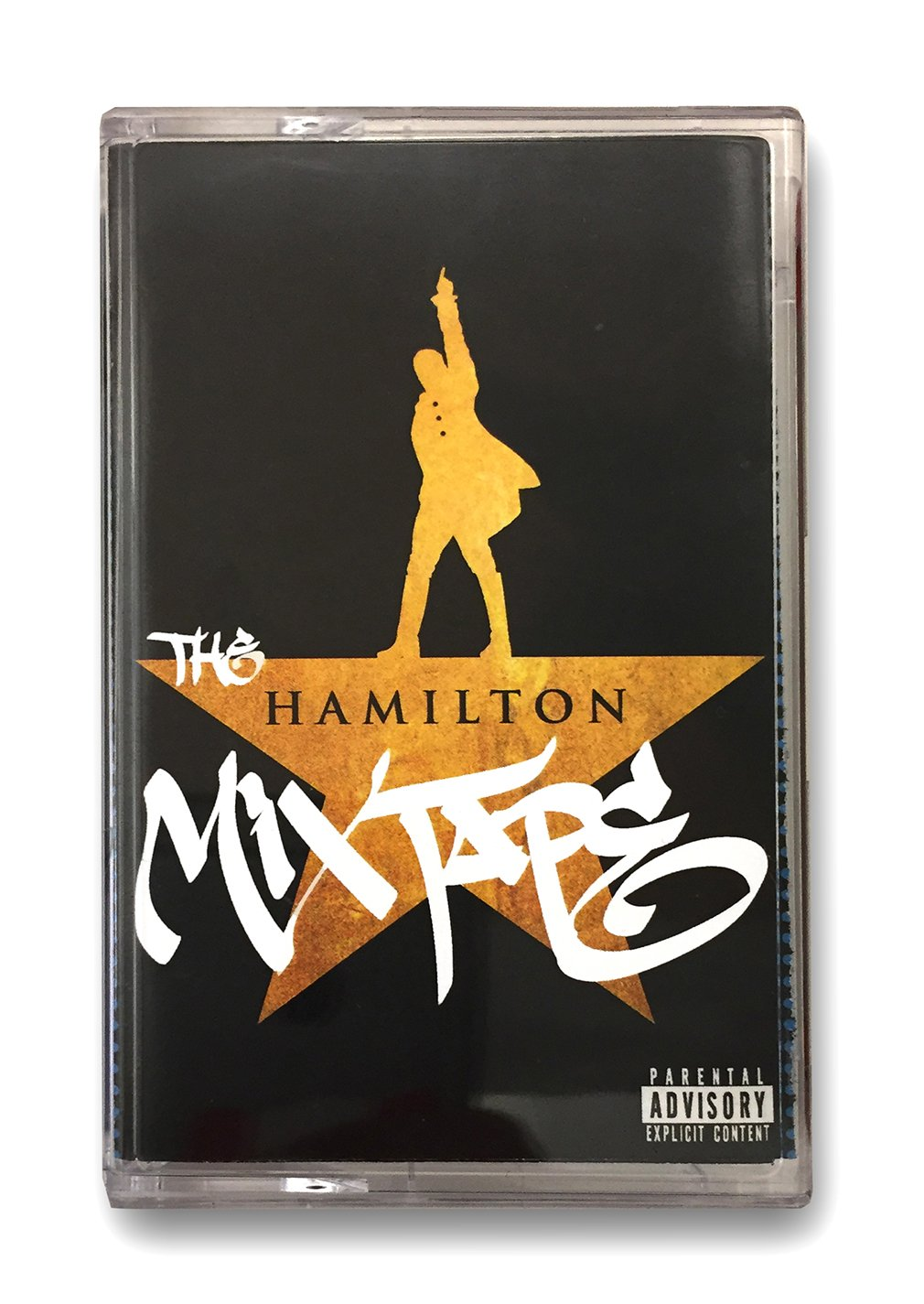 Cassette : HAMILTON - The Hamilton Mixtape [explicit Content] (Cassette)
