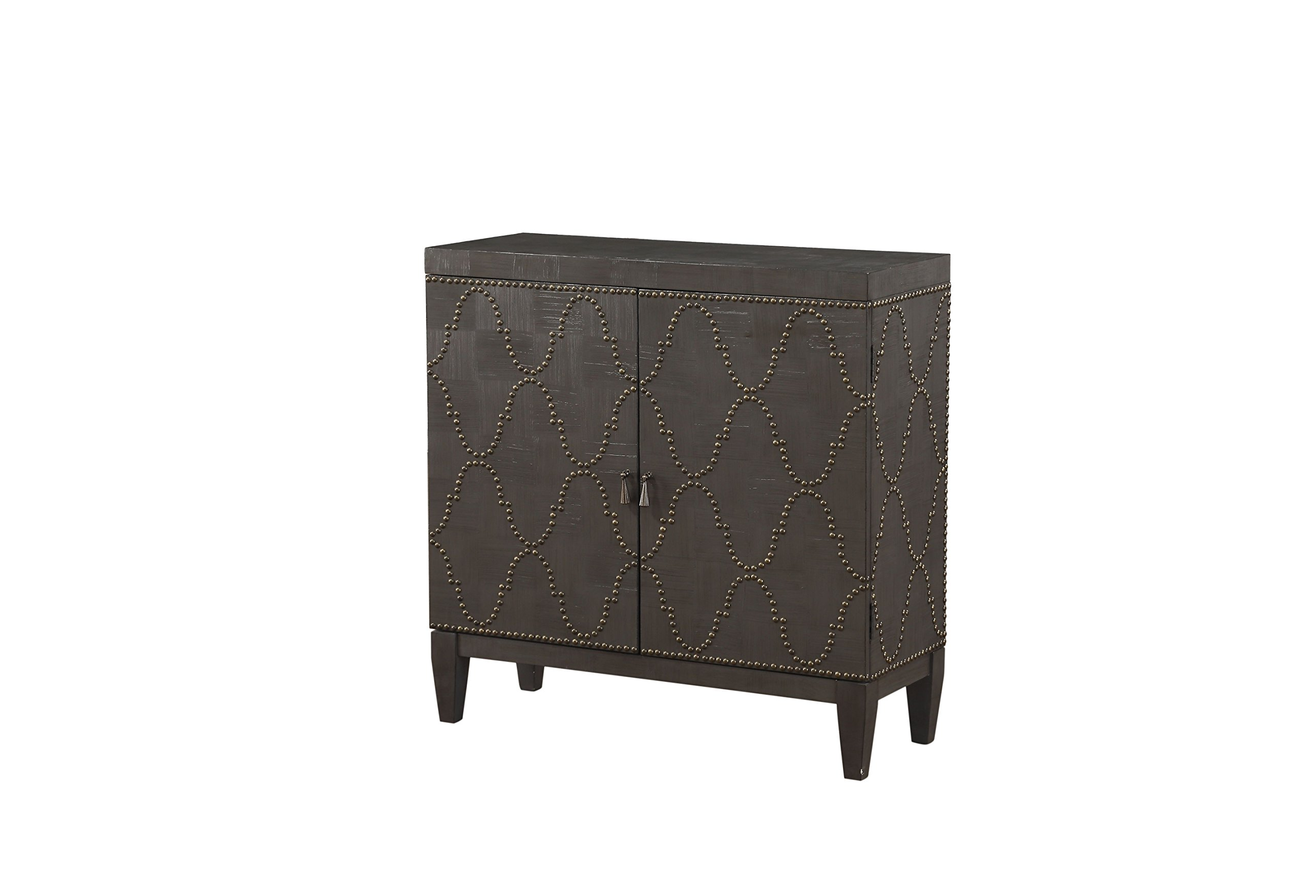 ACME Furniture 90298 Cherie Console Table, Antique Black by Acme Furniture (Image #1)